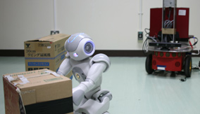 画像処理・知能ロボット研究室