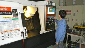 機械工作研究室